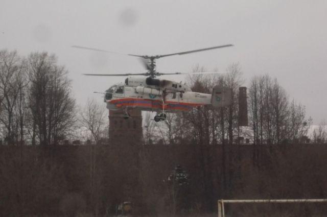 Чаще всего санавиацию задействовали в Усть-Цилемском и Усинском районах.
