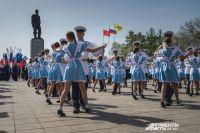 40 тысяч оренбуржцев станцевали «Вальс Победы»