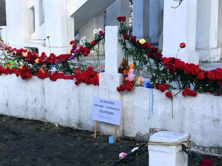 Среди погибших в Шереметьево были 26 жителей Мурманска, среди них - двое детей.