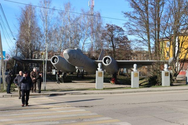В июне начнут благоустройство мемориала «Аллея героев морской авиации»