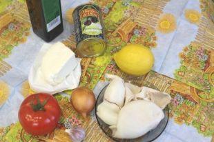 Ингредиенты салатов должны быть очень свежими.