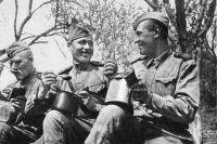 Не меньше солдат на фронте ценили поваров.