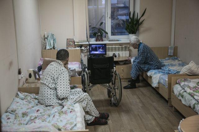 «Не чужая боль» - о реабилитации и мытарствах бездомных.