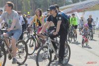 Сапко просит организовать на городской набережной велосипедную дорожку и разрешить ездить по ней в будние дни.