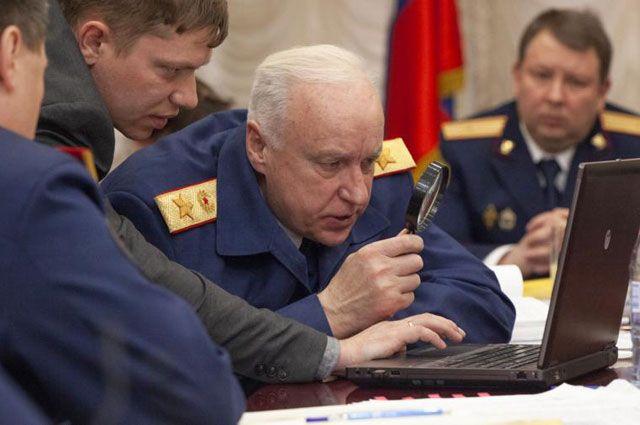 Александр Бастрыкин.