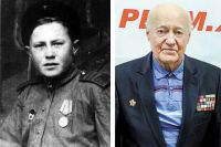 Всего у Александра Яковлевича Матвейчука 34 боевые награды.