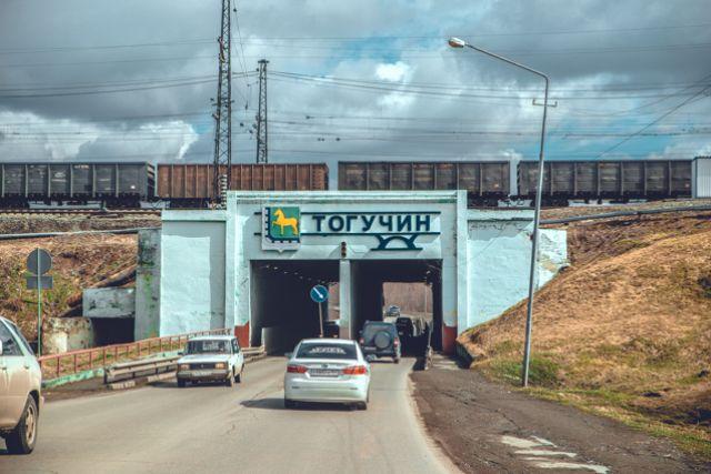 Автопробег «Ваш подвиг не забудем никогда!»: красоты Тогучинского района
