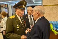 Александр Моор встретился с руководителями Советов ветеранов региона