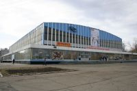 Дворец спорта в Барнауле