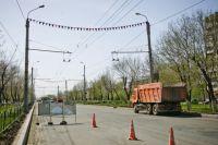 Врио губернатора Денис Паслер проверил дороги Оренбурга