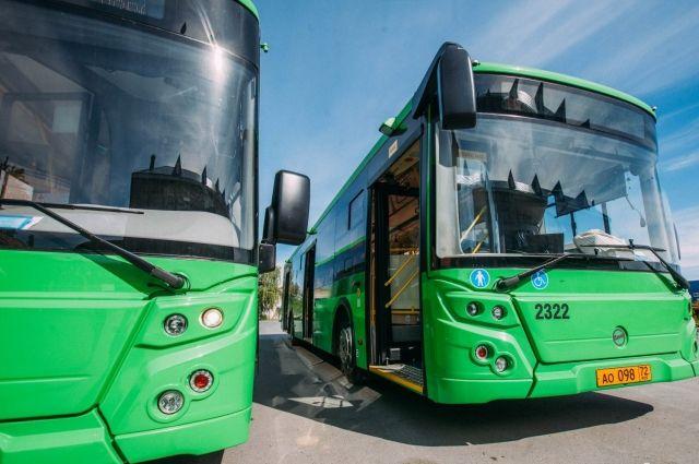 В День Победы в Тюмени изменится схема движения автобусов и маршруток