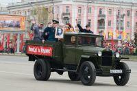 Во время празднования Дня Победы будут перекрыты некоторые улицы.