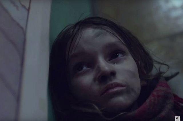Режиссёра поразило взрослое лицо девочки.