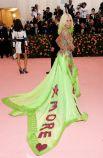 Глава модного дома Versace Донателла Версаче.