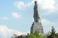 Монумент в память советских воинов-освободителей «Алеша» на Холме освобождения в Пловдиве.