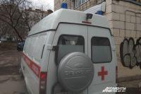 В Ижевске из окна выпала женщина