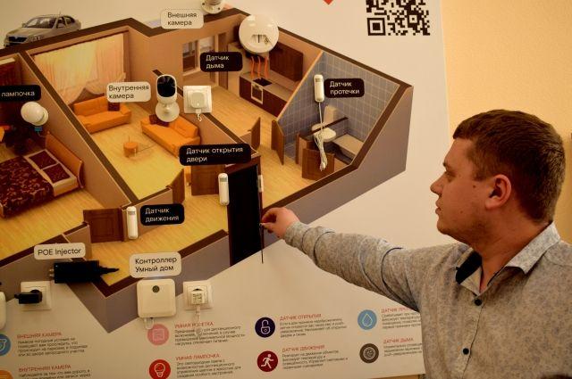 С видеонаблюдением удобно наблюдать за детьми и домашними животными, удаленно контролировать ремонт в квартире.