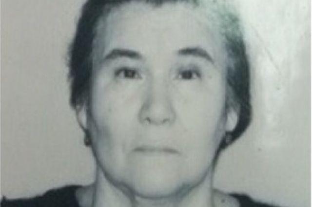 В Тюмени разыскивают пропавшую пенсионерку с улицы Полевой