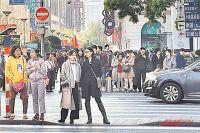 В Китае полтора миллиарда потребителей, у которых появились деньги.