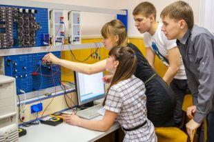 Студентов техникума обучают самым современным и востребованным професссиям