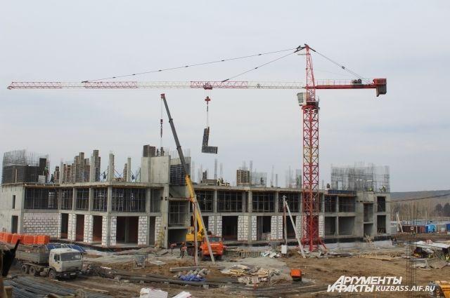 Президентское кадетское училище на пр. Притомском областного центра планируют построить быстро, чтобы уже 1 сентября первые курсанты сели за парты.