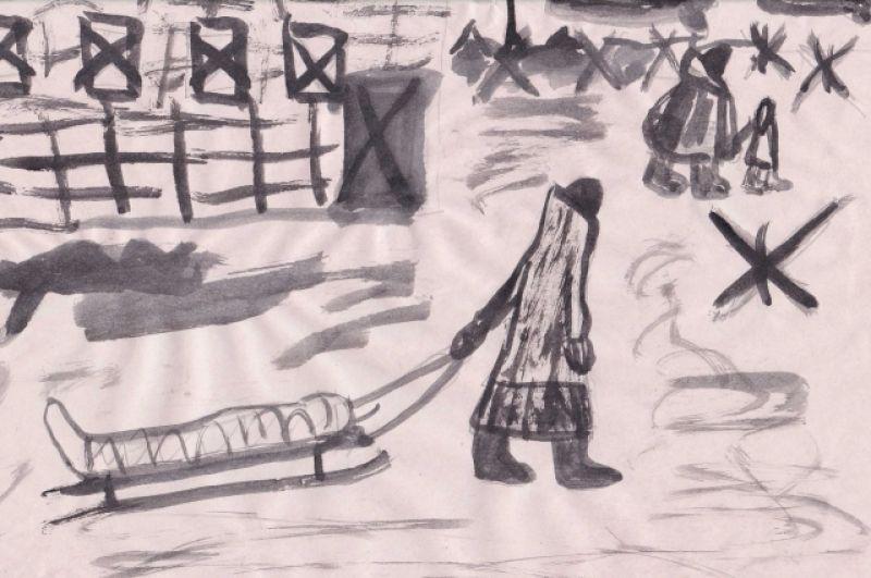 Ершов Николай, 10 лет.