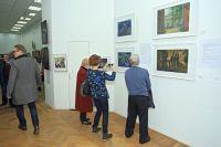 Экспозиция будет работать в Союзе художников по адресу Б. Морская, 38 лишь до 19-го мая.