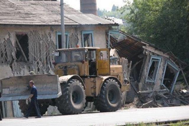 Брошенные и бесхозные здания продолжают выявлять в муниципалитетах региона.