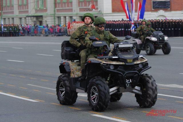 Новосибирск готовится к празднованию Дня Победы