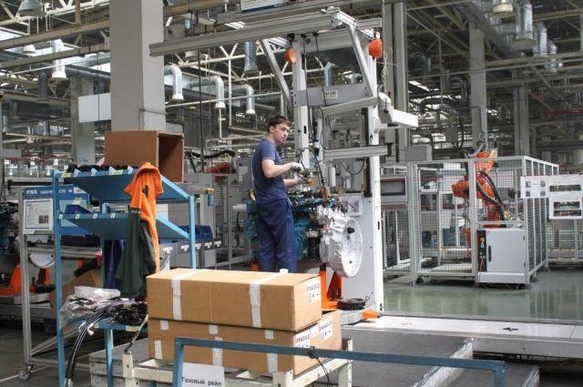 Основой успешного развития региона является промышленный сектор.