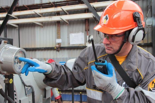 АО «Оренбургнефть» - флагман в области охраны труда и промышленной безопасности.
