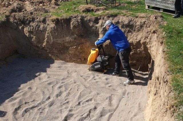 В посёлке Зеленоградского района построят водонапорную башню