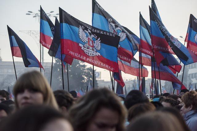 Никто никогда недопустит капитуляции Донецка иЛуганска— Грызлов