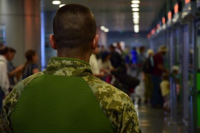 В киевском аэропорту пьяный гражданин России устроил «дебош»