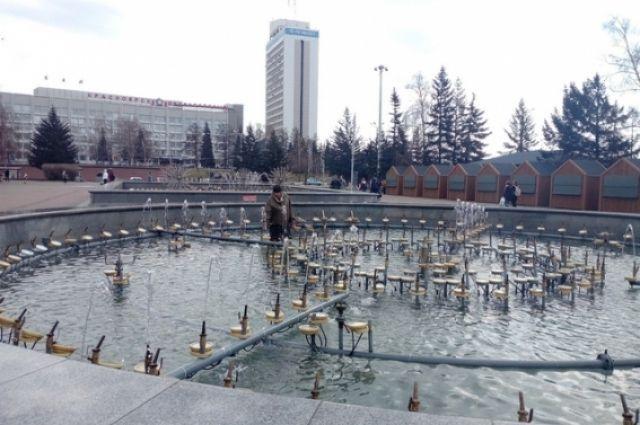 Всего после зимы расконсервировано 30 фонтанов.