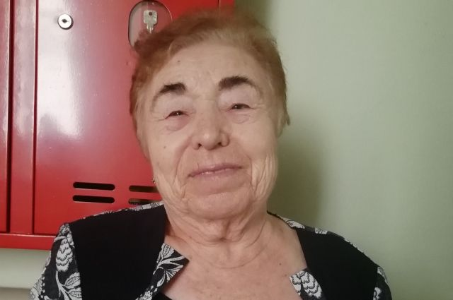 Анна Корнева в детстве пережила фашистскую оккупацию родного села.