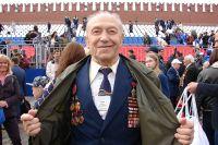 Иван Иванович Ганин — ветеран двух фронтов и трех армий.