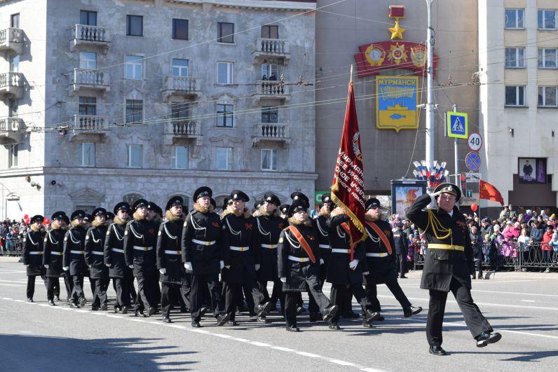 В 1985 году Мурманску было присвоено звание «Города-героя».
