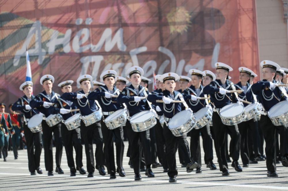 9 мая Петербург празднует великий для страны день