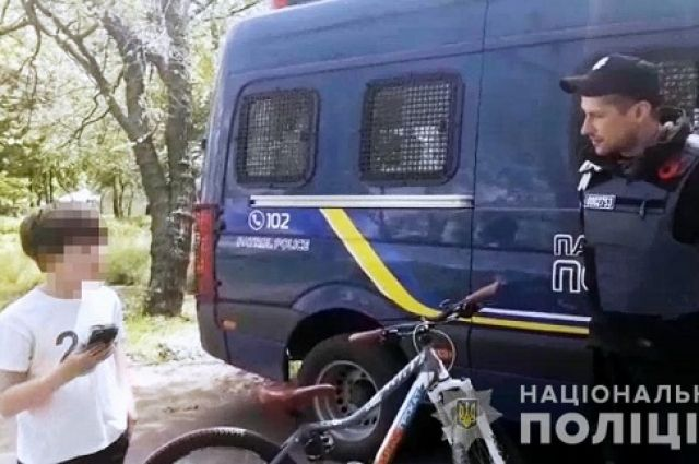 В Одессе на мероприятии к 9 мая потерялся ребенок