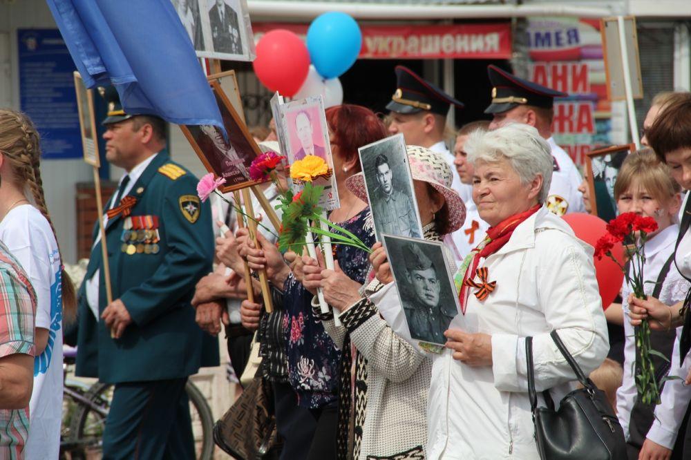 9 мая 2019, Омутинское.