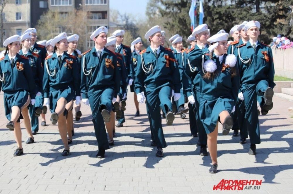 6 мая у мемориала «Вечный огонь» состоялся торжественный митинг, который был посвящен 74-ой годовщине Победы в Великой Отечественной войне.