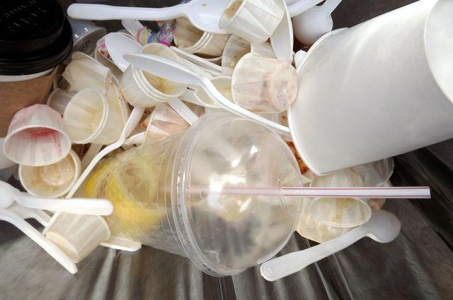 Объёмы мусора в такие дни в десятки раз превышают суточную норму.