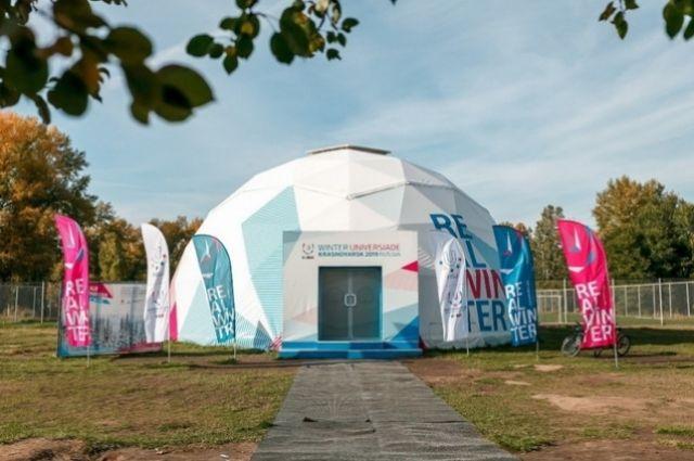Объекты будут долго служить горожанам и гостям Красноярска и станут напоминанием о международном спортивном форуме