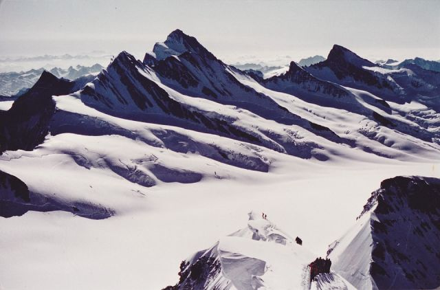 6 мая около 11 утра произошел сход лавины в районе Южно-Чуйского хребта в Республике Алтай.