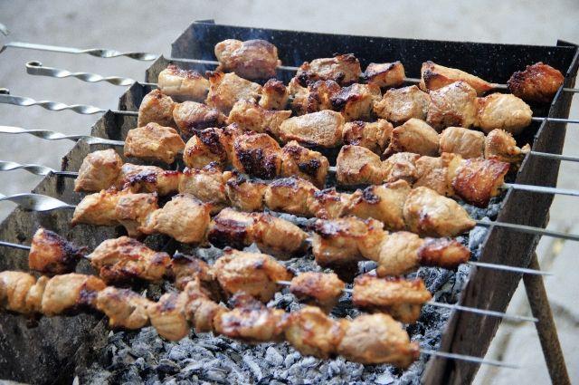 Тюменцы могут жарить шашлыки только в специально оборудованных зонах