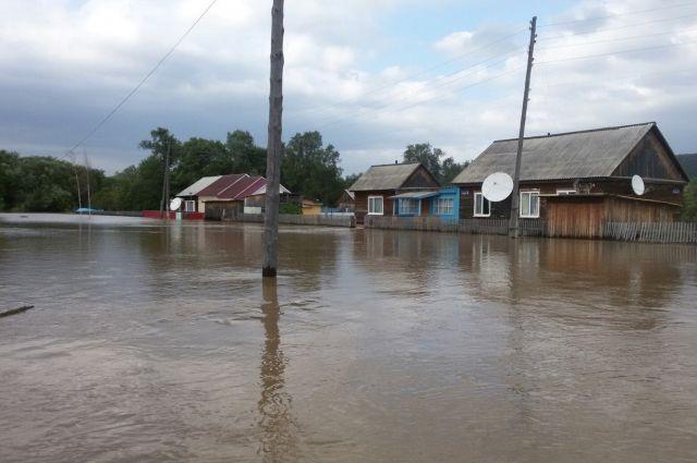 10 мая очередные подтопления прогнозируются подтопление в Чусовском, Гайнском и Александровском районах.