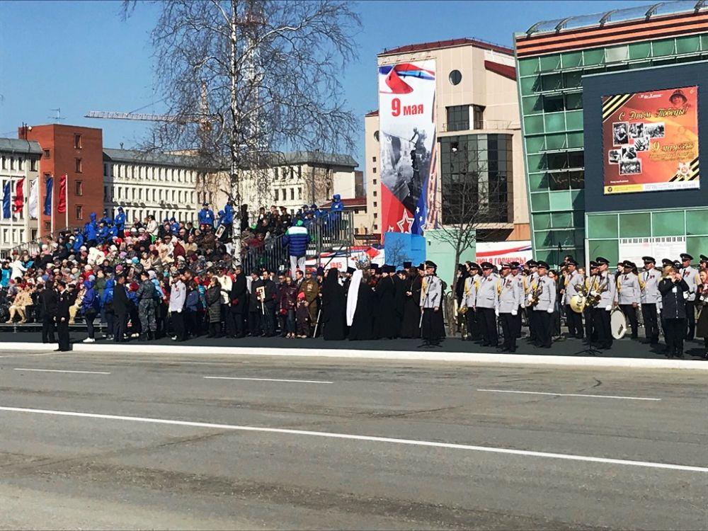 Праздничные торжества объединили свыше 30 000 хантымансийцев и гостей окружного центра.
