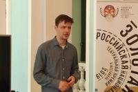 Театральный критик Алексей Киселёв на фестивале