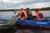 В Горнозаводском районе сейчас ищут мужчину, который предположительно утонул во время сплава по Усьве.